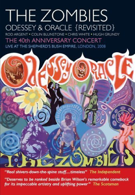Zombies: Odessey and Oracle Revisited - The 40th... DVD NUEVO