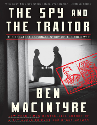 The Spy and the Traitor by Ben Macintyre PDF - (eBooks, New)