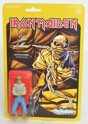 "IRON MAIDEN flight of icarus Super 7 ReAction 3.75/"" FIGURE NEUF ICARUS Eddie"