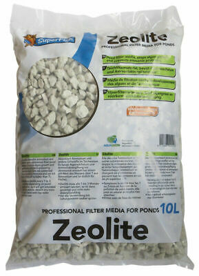 Superfish Zeolite 10L Filter Media Aquarium Pond Stops Algae Removes Ammonia