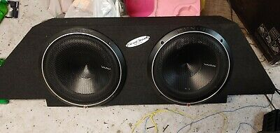 5th generation. 12 inch subwoofer box
