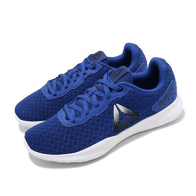 Reebok Dart TR Cobalt Blue Black White Men Cross Training Shoes Sneakers EG1570