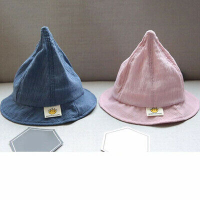 Toddler Caps Cotton Hats Spring And Summer Kid Accessories Cute Children Hat JA