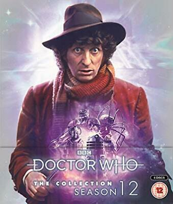 Doctor Who - The Collection Season 12 blu ray Limited Edition Tom baker rare