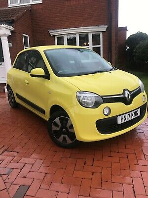 Renault Twingo 2017 0.9 SCE Play 5dr Not damaged salvage repaired i10 Aygo Mii