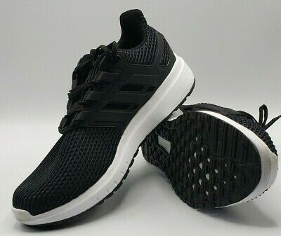 New - Adidas Ultimashow Men's Shoes Running Athletic Black White Size 11