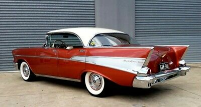 1957 Chevrolet 57 1955 1956 rare old classic sedan coupe hardtop Chev Buick Ford