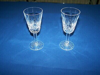 Vintage Waterford Crystal Lismore Sherry Glass