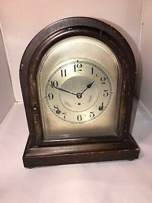 Seth Thomas Mantle Clock Vintage Beehive Antique Made In The USA!