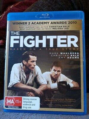 The Fighter Blu Ray Region B New And Unsealed Free Postage