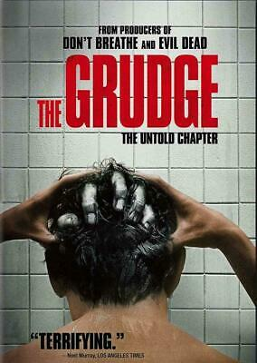 The Grudge (DVD,2020) >>>NEW<<<