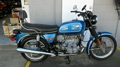 BMW R75/6 original and excellent condition