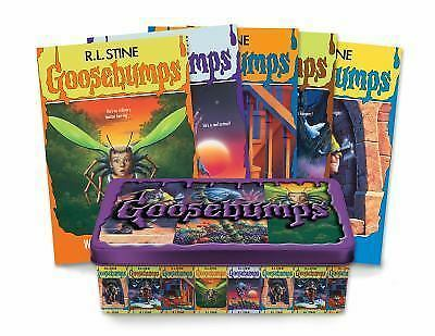Goosebumps: Goosebumps 25th Anniversary Retro Set by R. L. Stine (2017,...