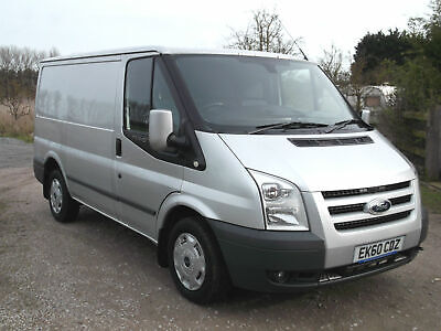 2010 (60) Ford Transit 2.2TDCi ( 85PS ) 260S ( Low Roof ) 2198 260 SWB Trend