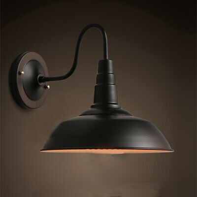 Swing Arm Wall Lamp Kitchen Wall Lights Indoor Wall Sconce Bar Black Lighting