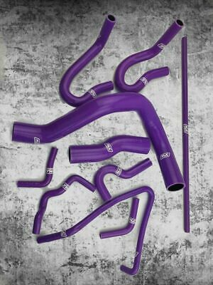 MJC Automotive Silicone Hose Kit for Lexus IS200 Ancillary Purple