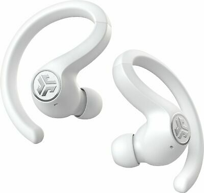 JLab Audio - JBuds Air Sport True Wireless In-Ear Headphones - White