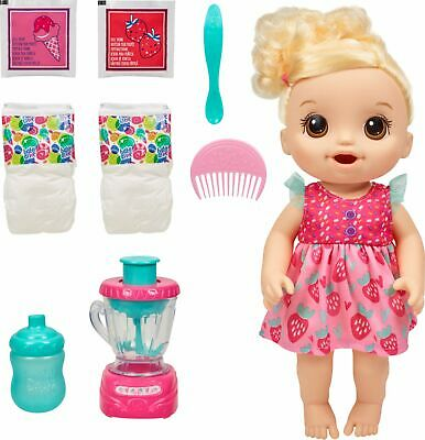 Baby Alive - Magical Mixer Baby Doll - Styles May Vary