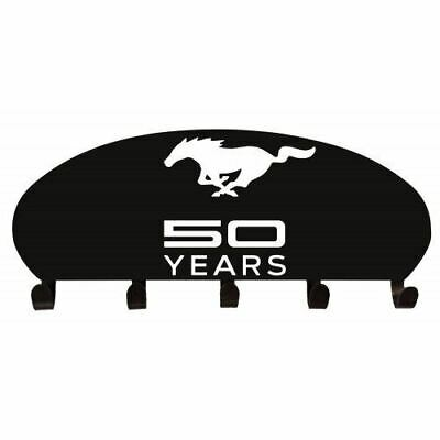 50 YEARS Mustang Coat & Leash Rack - Unique & Exclusive Item FREE USA SHIPPING!