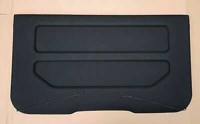2014-2019 Ford Tourneo Courier Parcel Shelf Luggage Cover Black