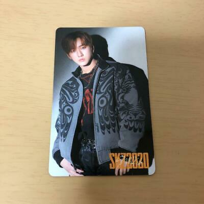 SKZ2020 Stray kids straykids Japan cd album Changbin photocard photo card