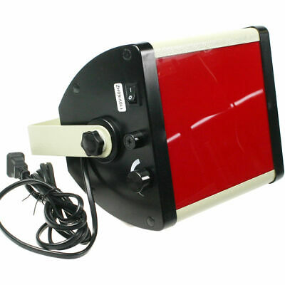 "Legacy Pro Red Darkroom Safelight with Dimmer (5.5 x 6.5"")"