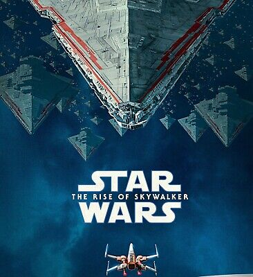 Star Wars: The Rise of Skywalker (4K Ultra HD) NEW (disc only)