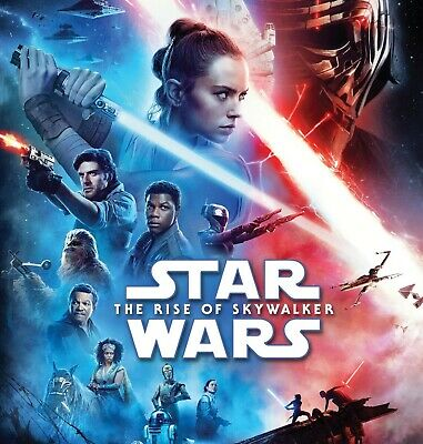Star Wars: The Rise of Skywalker (Blu Ray disc only) NEW