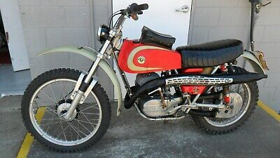 BULTACO Matador SD 250cc 1972 model