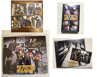 SKZ2020 Stray kids straykids Japan photo card photocard CD album DVD cassette
