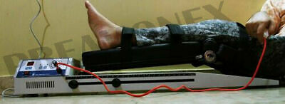 CPM Continuous Passive Motion Machine Knee Exercise for Sport Injury Fast Relief
