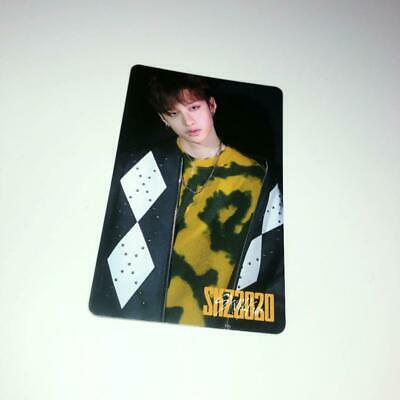 SKZ2020 Stray kids straykids Japan cd album Bangchan photocard photo card
