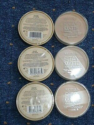 Rimmel Stay Matte Long Lasting Pressed Powder Please Choose Your Shade