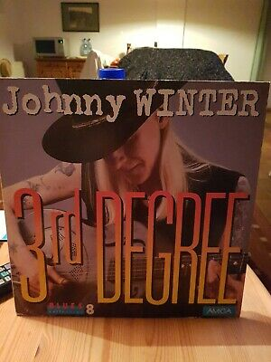 Johnny Winter - 3rd Degree -  LP - Top Condition
