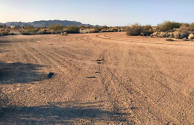 .83 Acre Investment Property with no neighbors in Central Arizona!