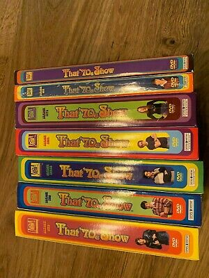 That 70s Show: The Complete Series (DVD, 2013, 24-Disc Set) Seasons 1-7