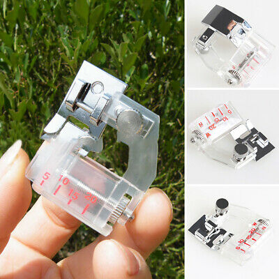 Adjustable Domestic DIY Sewing Machine Parts Home Mending Stitching Presser Foot