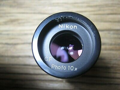 Nikon CF Photo 10x  photo eyepiece