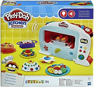 Play-Doh Kitchen Creations Magical Oven FREE POSTAGE