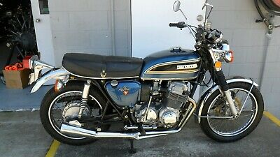 HONDA CB750, K5 very nice condition, low miles