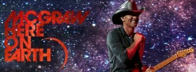 Tim McGraw Here on Earth CD Album 2020 Physical SEALED BRAND NEW PRE-ORDER