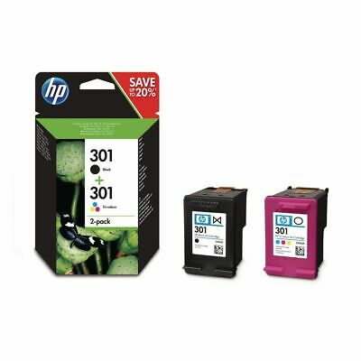 Genuine 301 Black and Colour Ink Cartridges NEW!