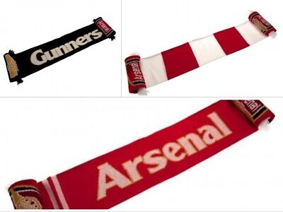 Official Arsenal FC Gunners Football Fan Supporter Scarf