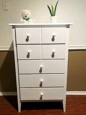 Refinished Nursery/Kid's Dresser.