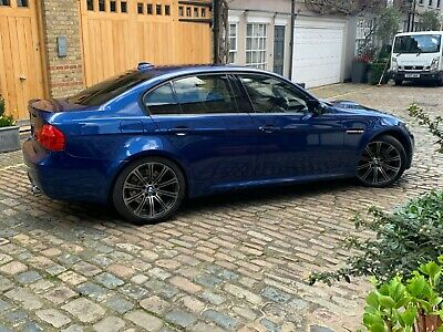 2008 BMW M3 (E90) LCI Saloon, Full Service History, 2 Owners, Accident Free