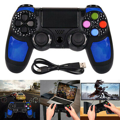 Wireless bluetooth Gamepad Controller for PS4 PlayStation 4 Dualshock 4