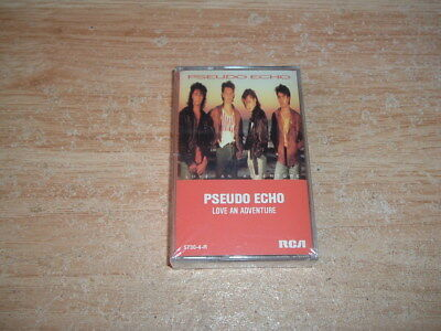 Pseudo Echo (Love An Adventure) Cassette (New And Sealed)