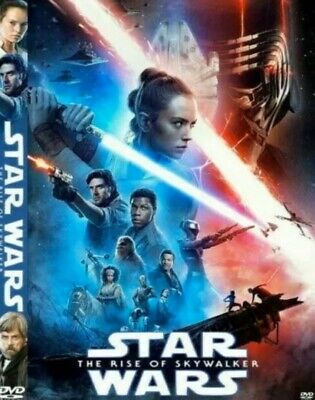 Star Wars The Rise of Skywalker (DVD 2020) NEW Factory Sealed Ships 3-31