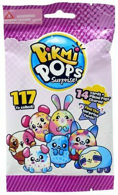 Pikmi Pops Surprise! Trading Card Pack of 14 Cards Sealed New