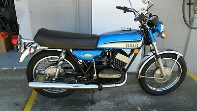 YAMAHA RD250, excellent and original, low miles
